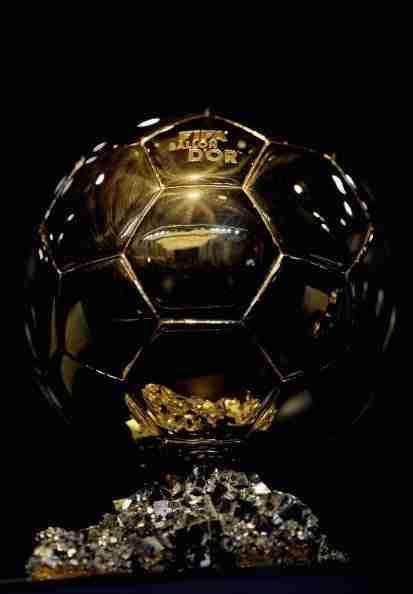 Trofeo Balón de Oro