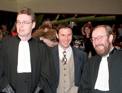 El caso Bosman revolucionó el mundo del fútbol.