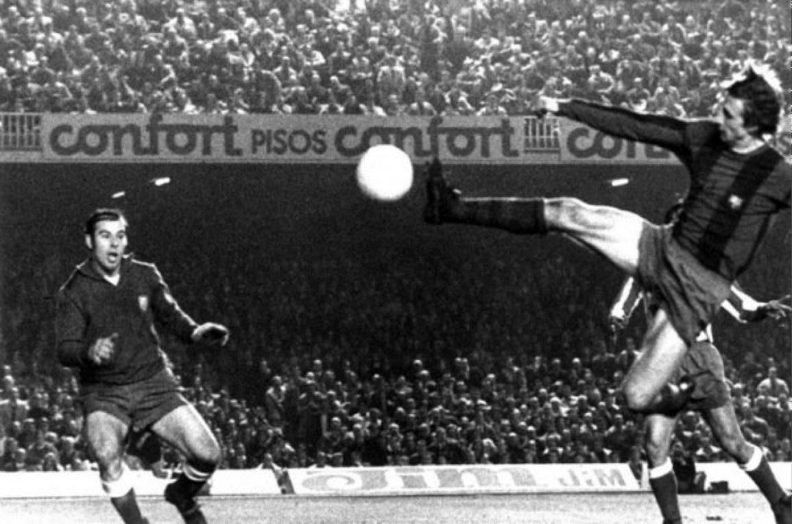 Gol tacón Cruyff