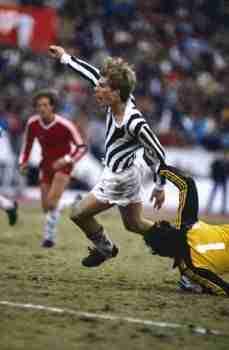 Michael Laudrup Juventus