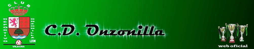 Web del Club Deportivo Onzonilla