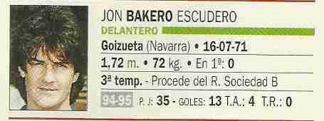 Bakero Guía Marca