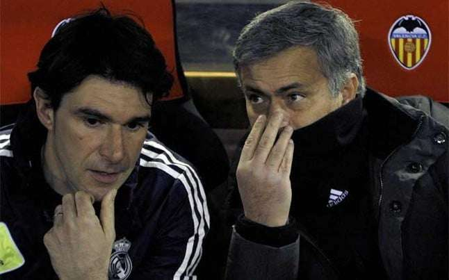 Karanka y Mourinho banquillo Valencia