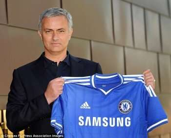 Mourinho presentación Chelsea