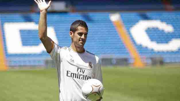 Presentación Isco Alarcón Real Madrid