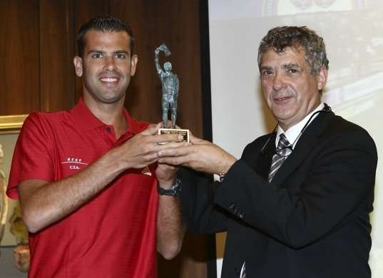 Raúl Cabañero Martínez premio Villar