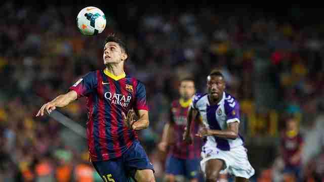 Marc Bartra F.C.Barcelona