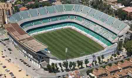 Estadio del Real Betis Balompié