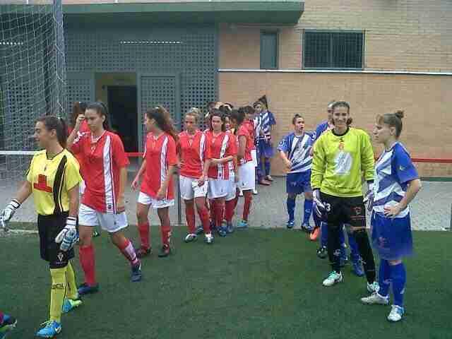 Lorca Féminas y Real Murcia C.F.