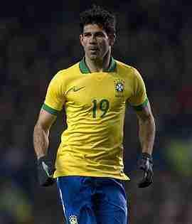 Diego Costa Brasil