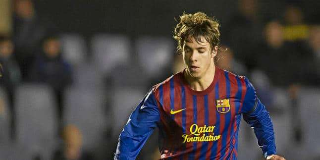 Kiko Femenía FC Barcelona
