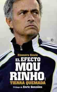 Portada del libro de Eleonora Giovio El Efecto Mourinho