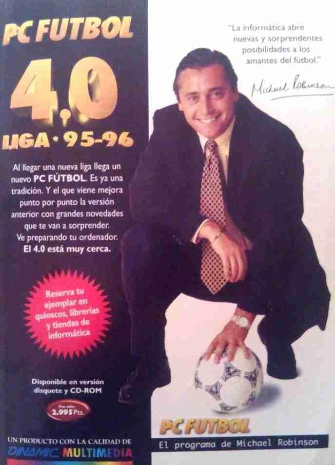 Portada Pc Fútbol 4.0