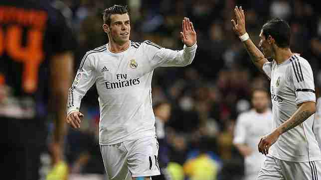 Di María y Bale