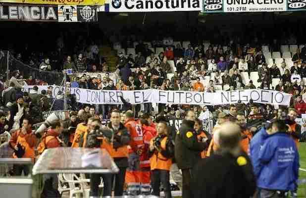 Pancartas Valencia