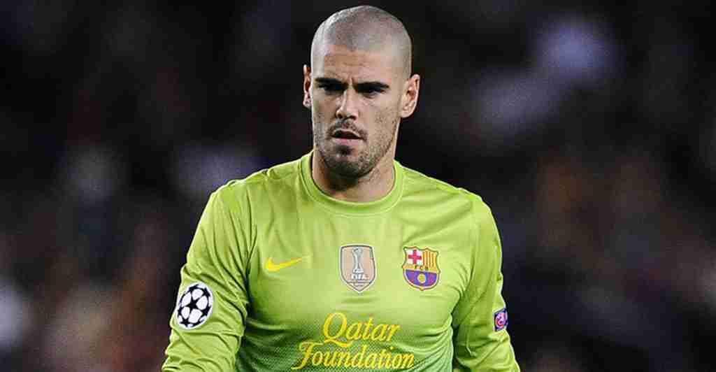 Víctor Valdés Barcelona