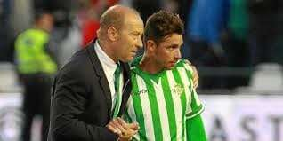 La afición del Real Betis ya hace sus cuentas para quedarse en 1ª división.