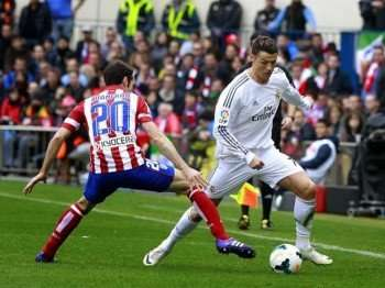 Cristiano Ronaldo final de Champions 2014 Atlético