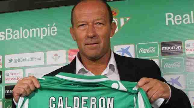 Presentación Gabriel Calderón Betis