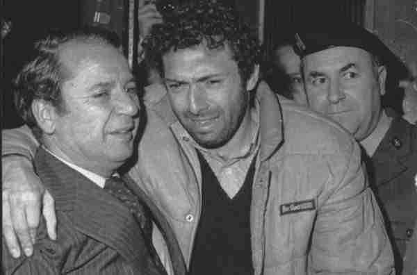 Quini liberación José Luis Nuñez