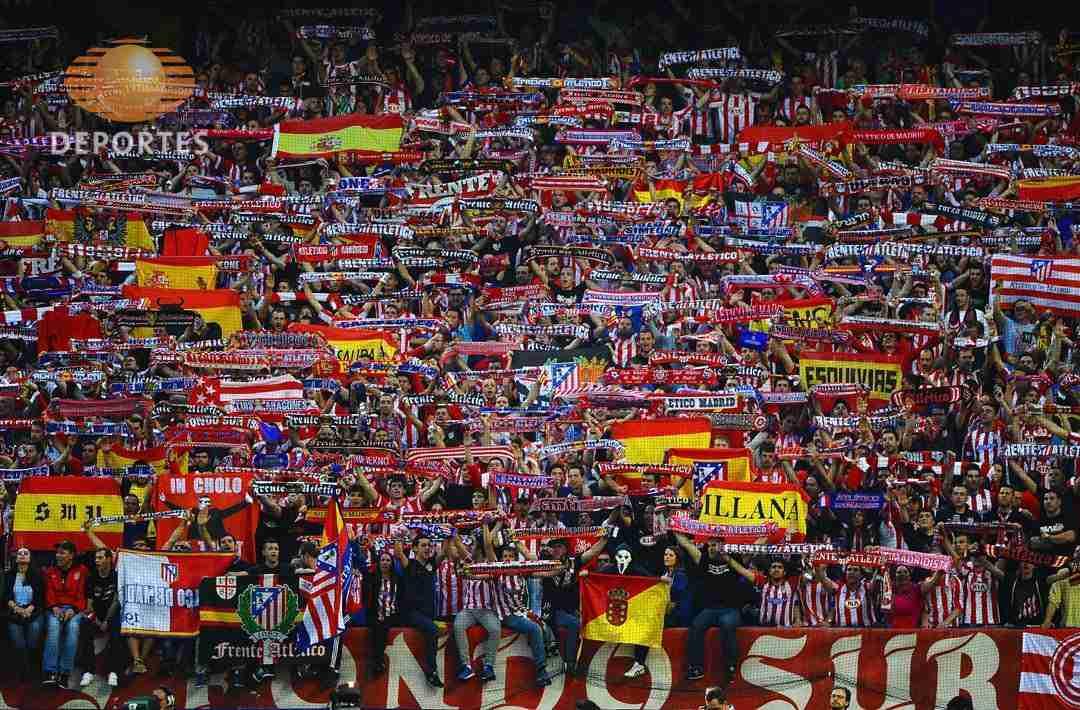 Aficionados Atlético Madrid