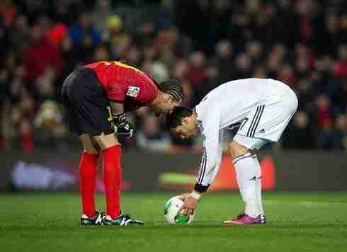 José Manuel Pinto habla Cristiano Ronaldo penalti
