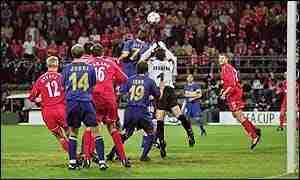 Final Alavés y Liverpool