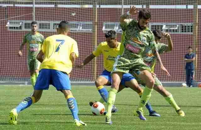 U.D. Las Palmas Atlético - La Hoya