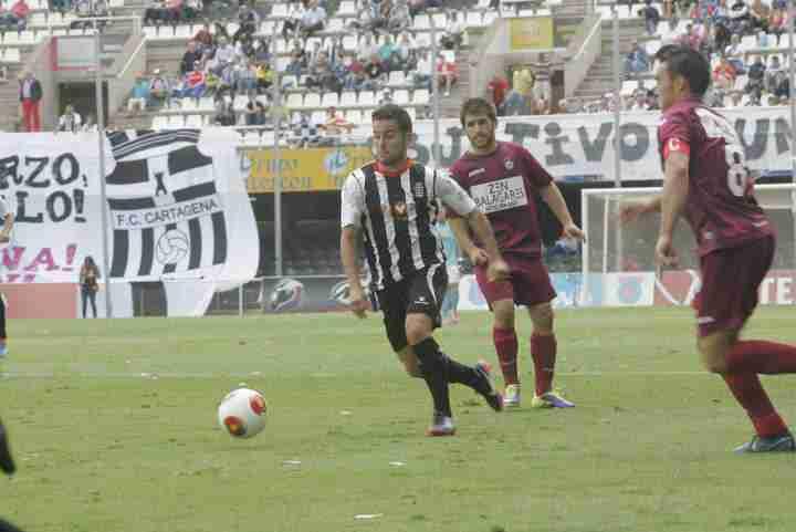 F.C. Cartagena - Real Avilés C.F.