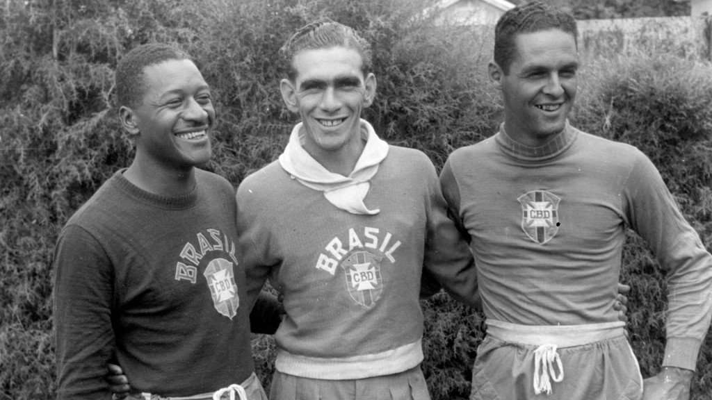Gilmar Castilho y Moacir Barbosa