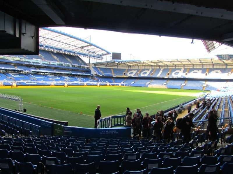 En 1877 se inauguró el estadio de Stamford Bridge