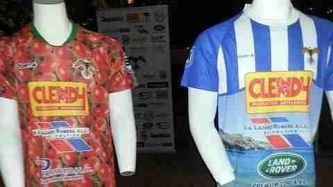 Equipaciones Sporting Club Aguileño