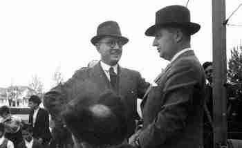 Jean-Pierre Peugeot fundador del F.C. Sochaux