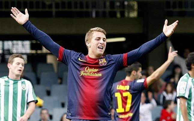 Gerard Deulofeu Barcelona