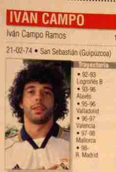Ivan Campo Madrid
