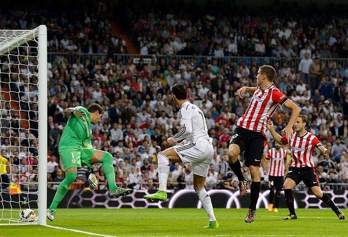 Morata marca gol Athletic