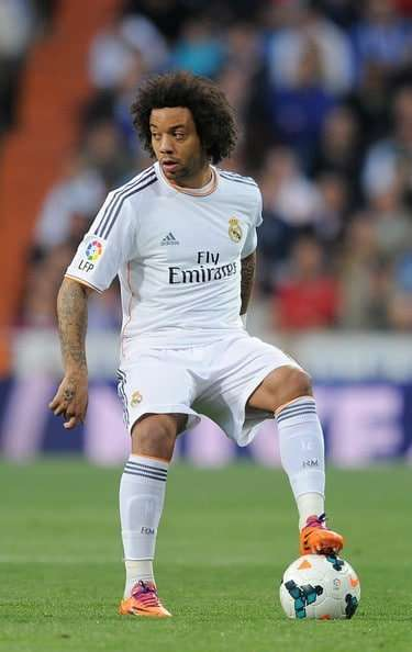 Marcelo Vieira Real Madrid