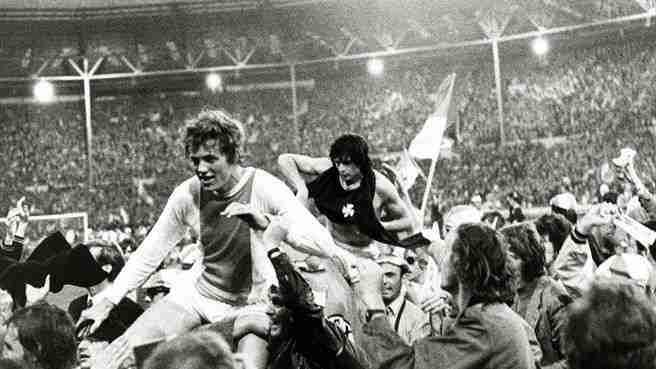 Ajax de Amsterdam campeón de Europa