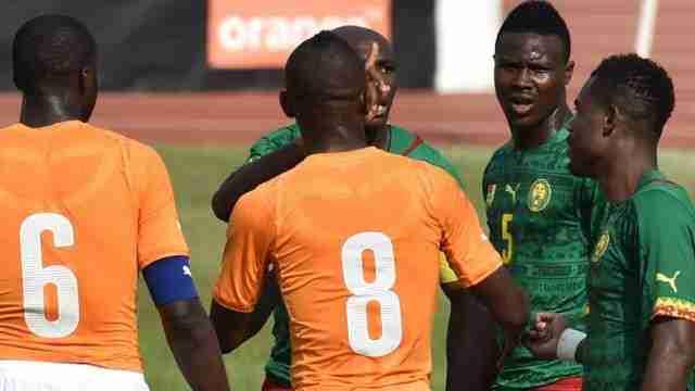 Costa de Marfil-Camerún