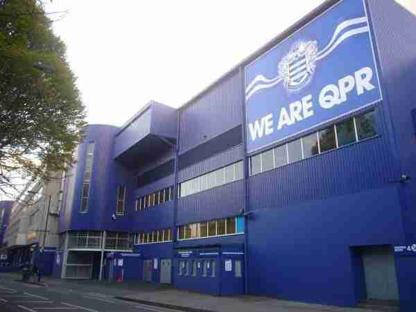 Loftus Road estadio del QPR