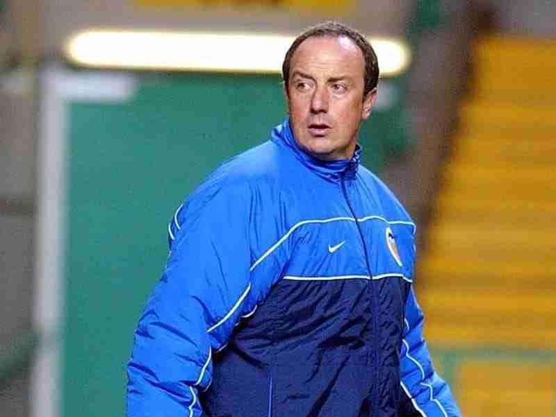 Rafa Benítez entrenador Valencia