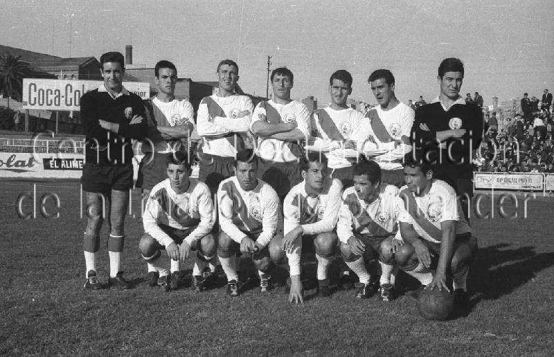 Alineación Hospitalet (1964-65)