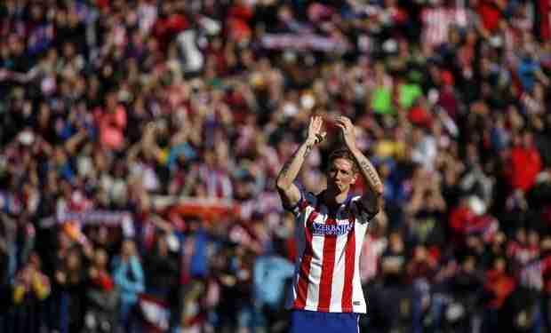 Fernando Torres presentación Atlético
