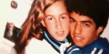 Luis Suárez conoció a Sofía con 15 años
