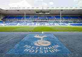 White Hart Lane Tottenham