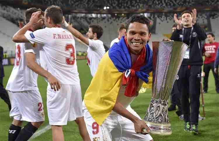 Carlos Bacca UEFA Europa League