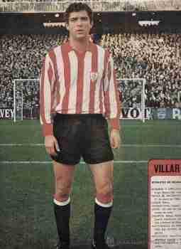 Angel María Villar Athletic