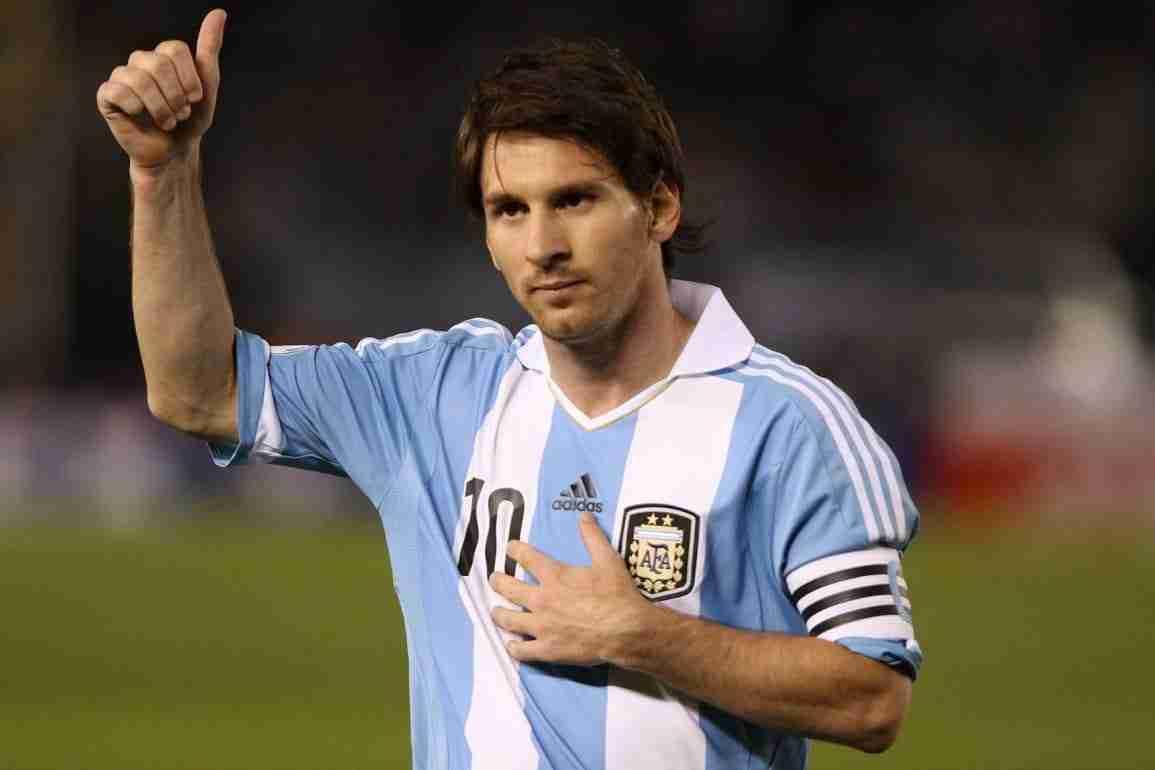 Leo Messi Argentina