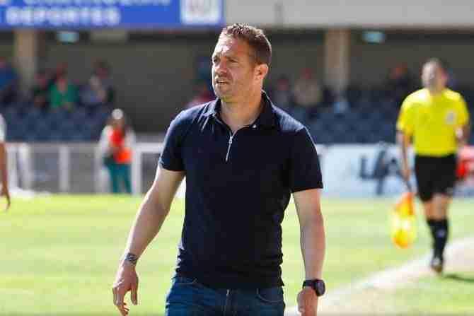 Tevenet entrenador Huesca