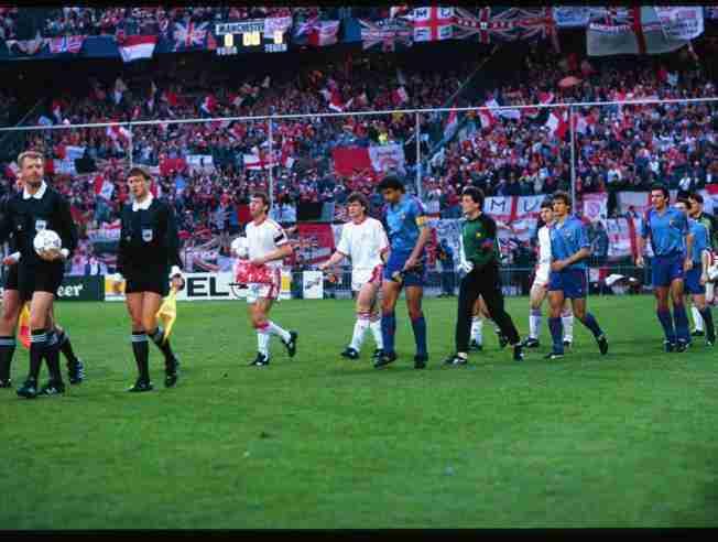 Recopa de Europa final 1991